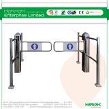 Portão de porta giratória manual manual para supermercado