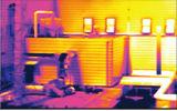 De infrarode Thermische & Zichtbare Camera PTZ van het Netwerk van de Weergave HD Dubbele Video Snelle 3D