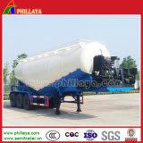 2018 최신 판매 3axles 40tons 대량 시멘트 유조선 트레일러