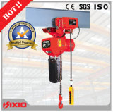 1 Tonne 1.5kw Motor Driven Electric Chain Lifting Hoist
