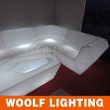 2016 sofa neuf de salle de séjour de sofa du sofa Set/LED de DEL
