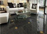 Mattonelle di pavimento Polished della porcellana di Pulate di colore nero 800X800mm