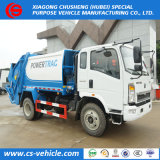 Dongfeng 4X2 8cbm 10cbm Compactor Garbage Truck