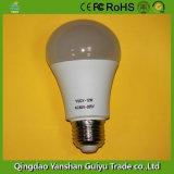 luz de bulbo do diodo emissor de luz 12W com alumínio e plástico de Eco