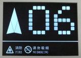5.7 pulgadas Horzational TFT LCD con Himax Driver IC Display Module