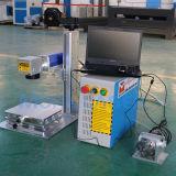 Máquina quente da marcação do laser da fibra do tipo do Morn do CNC da venda 20W Mt-Fp20b