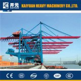 高品質容器の処理のためのポートクレーン船の荷役