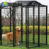 Weatherguard完全な覆われた犬の犬小屋- 7 ' 6X7'6 X4