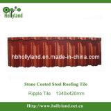 Камень из стали с покрытием кровельной плитки колебания плиткой (HL1103)