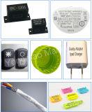 Миниая машина маркировки лазера волокна для машины логоса