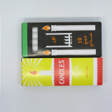 Общие Memory Stick цвет свечи из Китая Aoyin