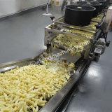 Machine faisante frire continue de secteur de potiron