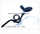 La FMVSS106 souples en caoutchouc du raccord de flexible de frein assemblée pour châssis automatique