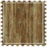 Pisos laminados en relieve de la Junta de patrón de pino para la casa la pavimentación