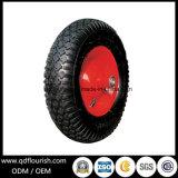 Rotella di gomma pneumatica dell'aria del carrello dello strumento della rotella 5.00-6 della carriola