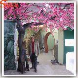특유한 디자인 홈 훈장 인공적인 벚나무