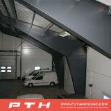 Structure en acier certifié SGS bâtiments avec la taille et de style personnalisée
