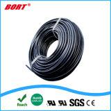 Câble en silicone d'isolation en caoutchouc de silicone le câble d'éclairage électrique