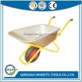 Roda durável e barato Barrow armário de ferramentas WB6404z