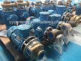 Bomba centrífuga criogênica da água do óleo do líquido refrigerante do nitrogênio do oxigênio líquido