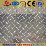 3003 Modèle d'Orange en stuc feuille en aluminium gaufré