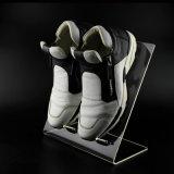 Chaussure Présentoir acrylique claire