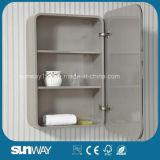 Module de salle de bains à haute brillance de forces de défense principale de vente chaude avec le miroir
