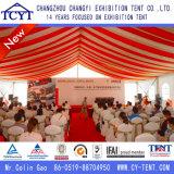 Ausstellung-Zelt 30X80m mit flammhemmendem Gewebe für Verkauf