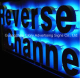 Facelitの記憶装置Front LED Resin Channel Letters 3D Advertizing Letter