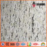 Панели каменной текстуры гранита и мрамора декоративные алюминиевые составные