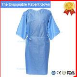 Medizinisches Kein-Gesponnenes chirurgisches Wegwerfkleid