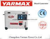 Stille Diesel Generator met de Lage Veilige Verrichting van het Systeem van het Alarm van de Olie