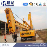 Plataforma de perforación rotatoria grande económica de la mejor venta (HF530)