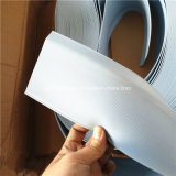 Rodapié de plástico impermeable de la placa base de PVC en Qindao