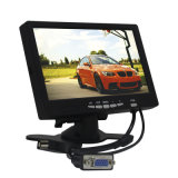 Car Monitor 7 Inch 10 Point Capactive Resistive Touch Screen Monitor