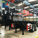 Sale를 위한 높은 Quality 2/3axle Dump/Tipping Trailer Chassis/Flatbed Dumper Trailer