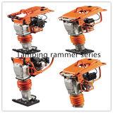 Rammer Vibratory do calcamento da gasolina com o motor Gyt-77r do pisco de peito vermelho Eh12