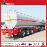 Semi camion-citerne de gaz de LPG de remorque pour le transport de propane