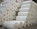 Tecido de pasta de papel reciclado, lenços de papel com o logotipo
