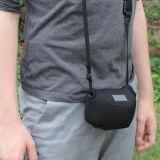 Водонепроницаемый чехол черного цвета неопреновый чехол для цифровой фотокамеры мешок (НСР001)