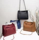 De Manier Klassiek Pu van het Embleem van de douane Dame Tote Handbag