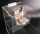 [دووبل لر] يخلون بلاستيك شفّاف هبة صندوق مع تعقّب هويس