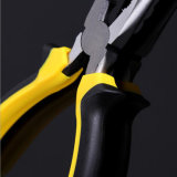 良い磨かれた標準的なハンドルは長い鼻のプライヤー、ニッパーのプライヤーをマルチ使用する