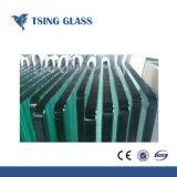 3-19mm/borrar/reflectante de color mate/vidrio templado para la construcción