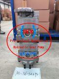 Pompe hydraulique d'engrenage de transmission de la pompe à engrenages à engrenages d'OEM KOMATSU Hm400-1 Bombas Hidraulica des prix hydrauliques de la pompe 705-56-34490/EXW 705-56-34490