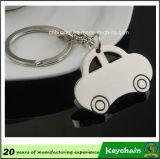 金属車の形Keychain