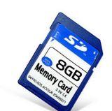 Hochgeschwindigkeits-statischer Ableiter 4GB 8GB 16GB 32GB 64GB für Kamera-Laptop-codierte Karte