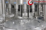 Bouteilles de liquide de remplissage à chaud des machines