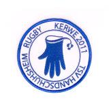 Refroidir les vêtements personnalisés de la broderie d'un insigne de l'École de l'épinglette à armure sergé de chaussures
