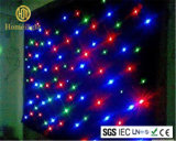 Занавес звезды RGBW для ткани предпосылки СИД венчания Starlit
